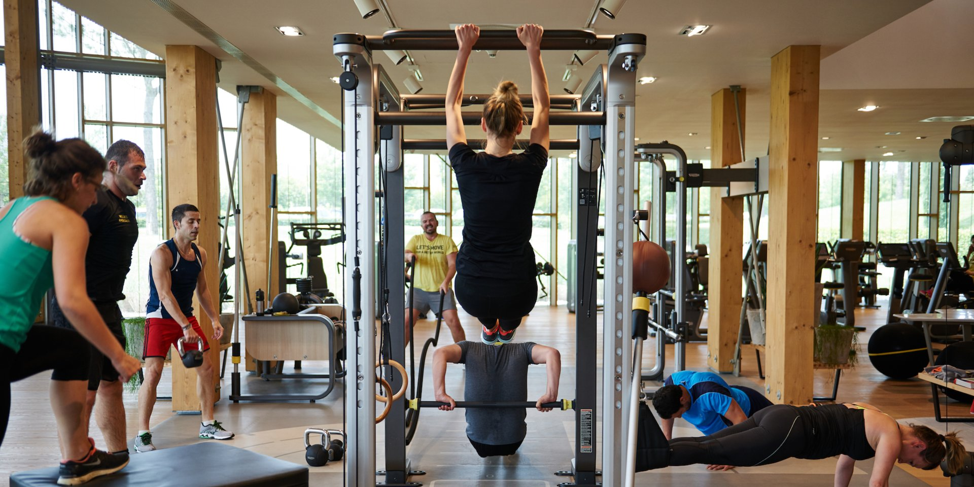 allentown gyms