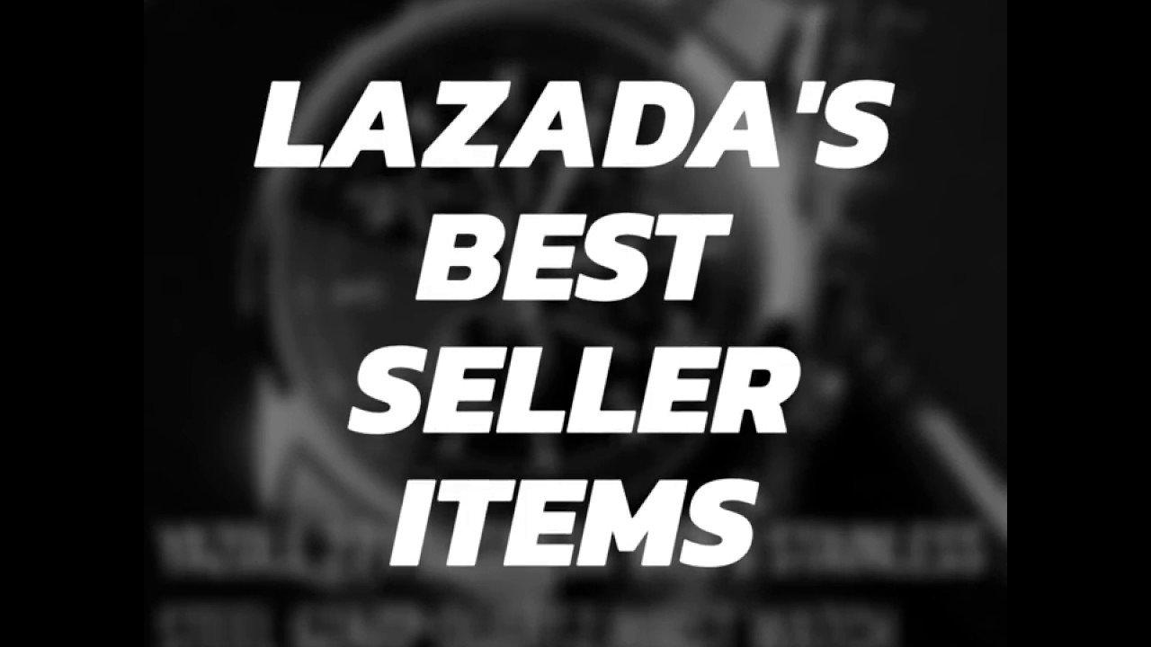 lazada best seller