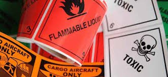 Advice on Handling Dangerous Goods