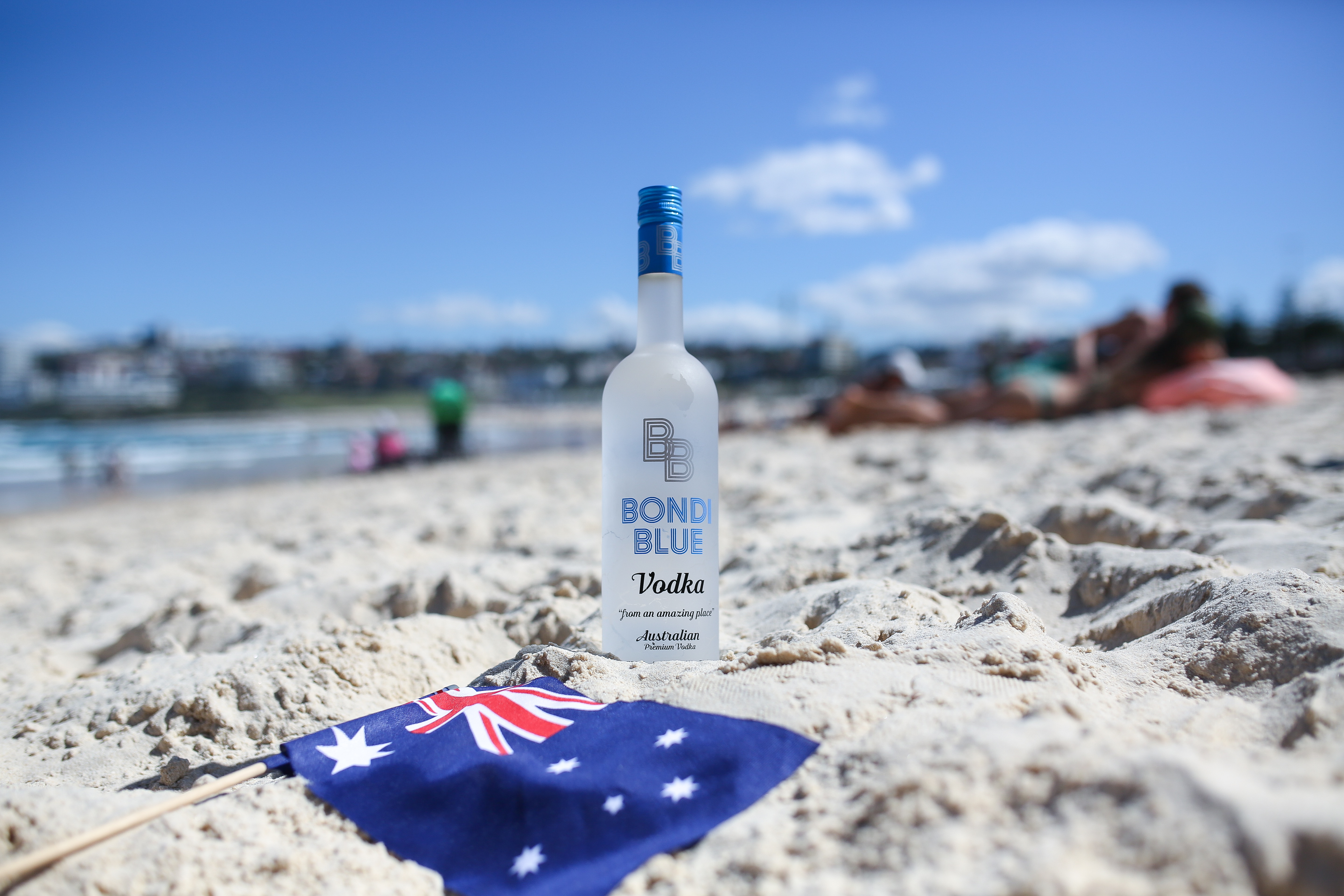 Buy Bondi Blue Vodka