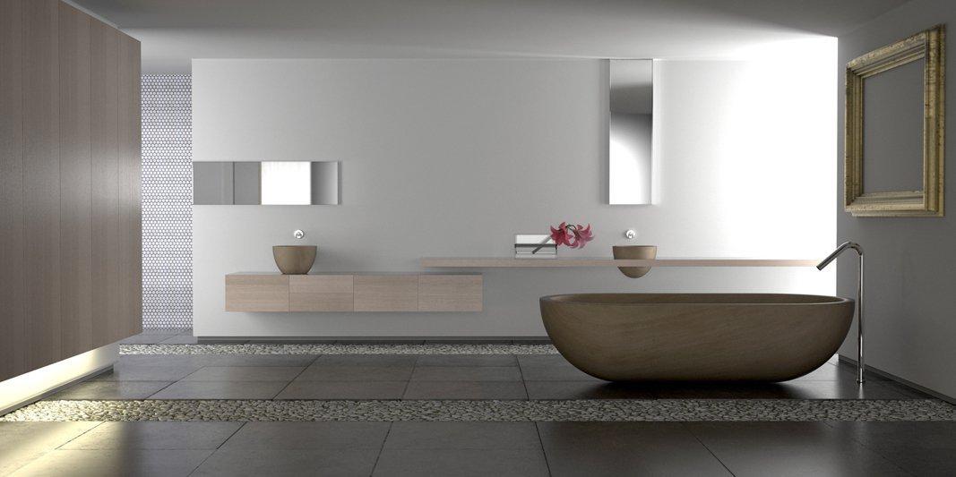Small Bathroom & New House Building Ideas