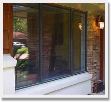 aluminum replacement windows