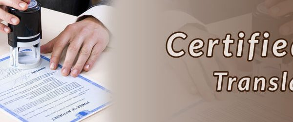 How Do You Get a Certified Translation Of a Document?