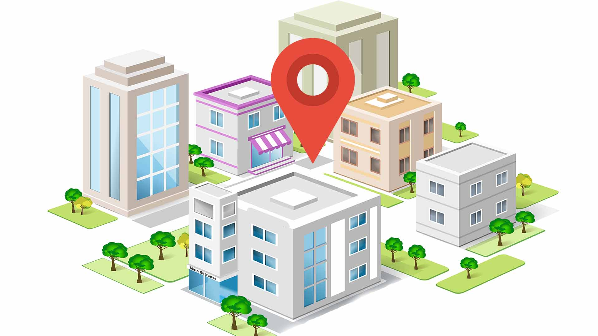 Use of GIS Application in Real Estate
