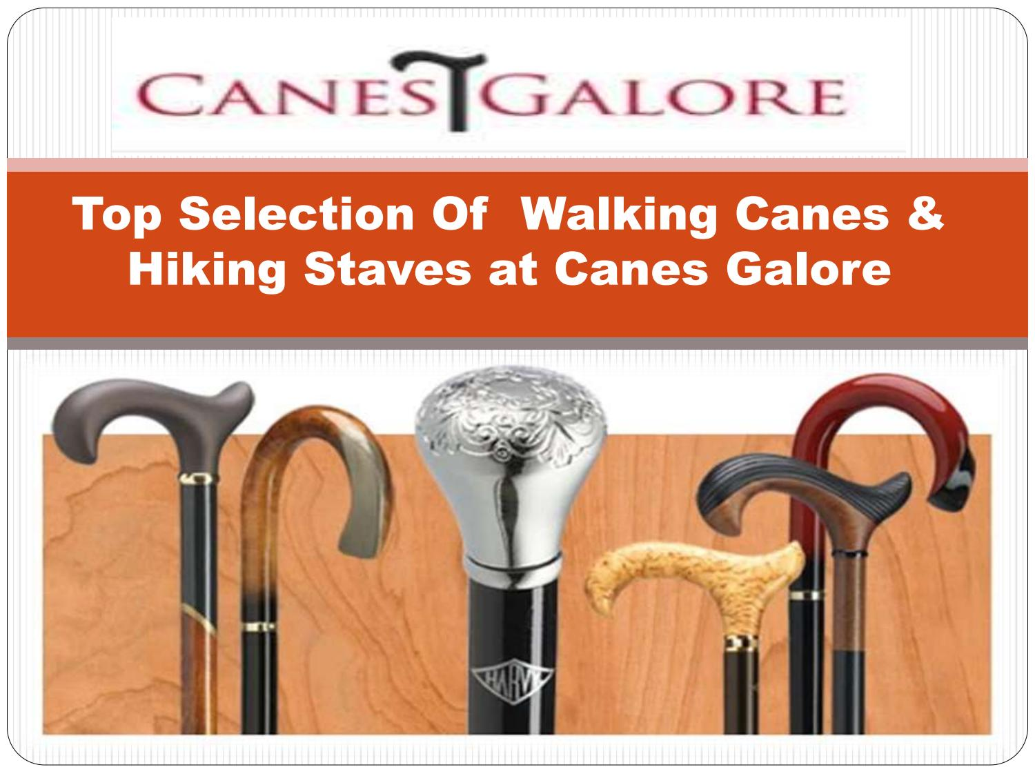 All You Need To Know While Choosing The Right Walking Sticks